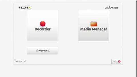 Lesopname: recorder vs media manager